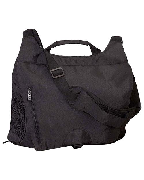 Big Accessories / BAGedge BE045 Unisex Messenger Tech Bag at GotApparel