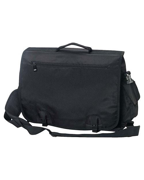 Big Accessories / BAGedge BE048 Unisex Modern Tech Briefcase at GotApparel