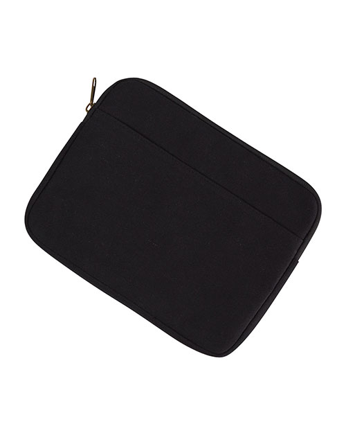 Big Accessories / BAGedge BE059 Women 10 oz. Canvas Tablet Sleeve at GotApparel