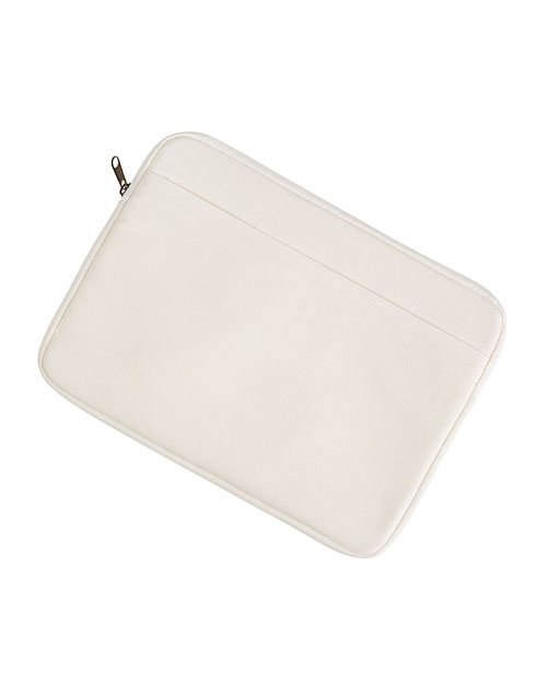 Big Accessories / BAGedge BE060 Women 10 oz. Canvas Laptop Sleeve at GotApparel