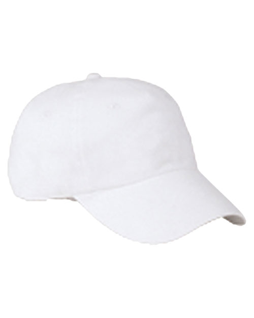 Big Accessories / Bagedge BX005 Unisex 6-Panel Washed Twill Low-Profile Cap at GotApparel