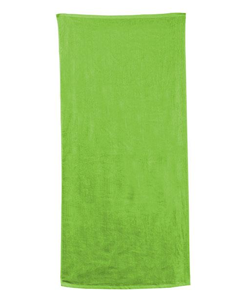 UltraClub C3060 Men Velour Beach Towel at GotApparel