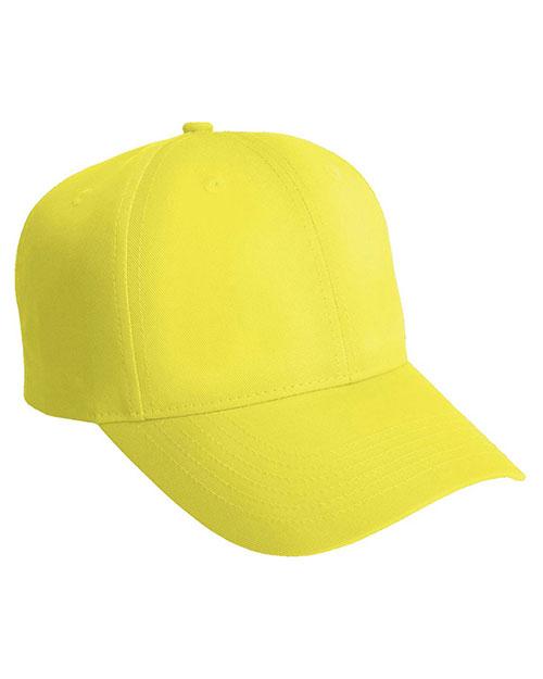 Port Authority C806 Men Solid Enhanced Visibility Cap at GotApparel
