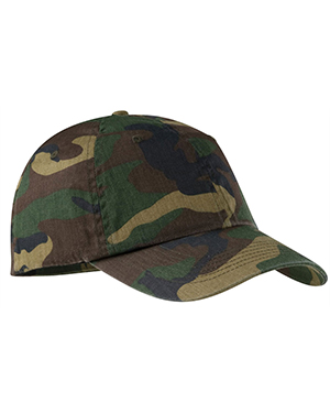 Port Authority C851 Unisex Camouflage Cap at GotApparel