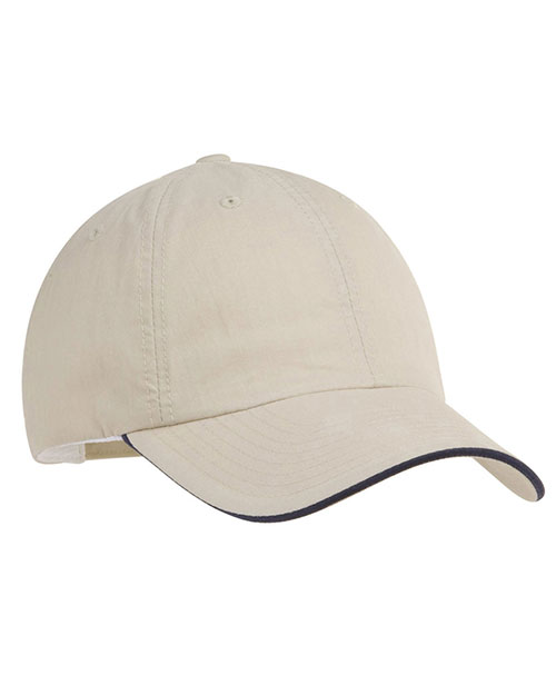 Port Authority C852 Men Sandwich Bill Cap at GotApparel