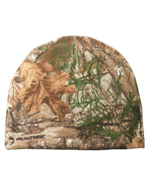 Port Authority C901 Men Camouflage Fleece Beanie at GotApparel