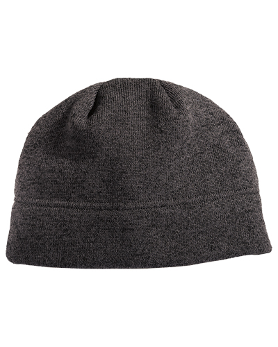 Port Authority C917 Men Heathered Knit Beanie at GotApparel
