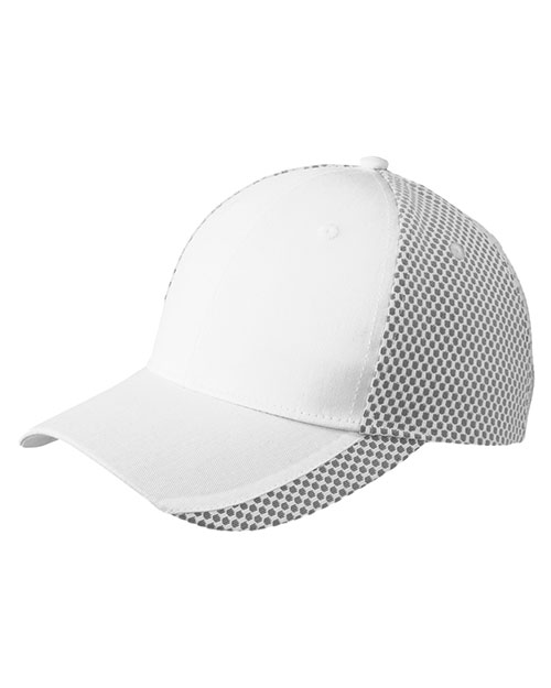 Port Authority C923 Unisex Two Color Mesh Back Cap at GotApparel