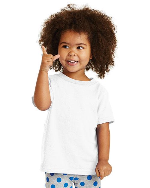 Precious Cargo CAR54T Boys Toddlers 5.4 Oz 100% Cotton T-Shirt at GotApparel