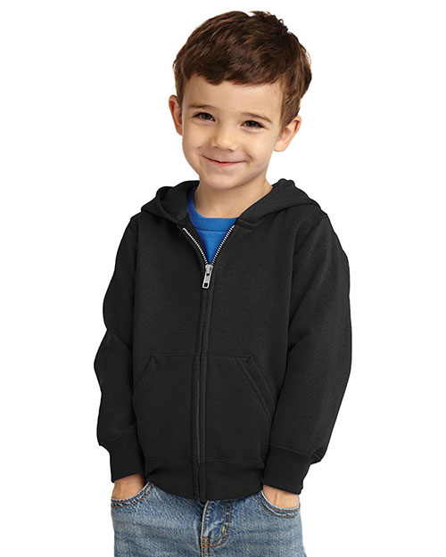 Precious Cargo CAR78TZH Toddlers Full-Zip Hooded Sweatshirt at GotApparel