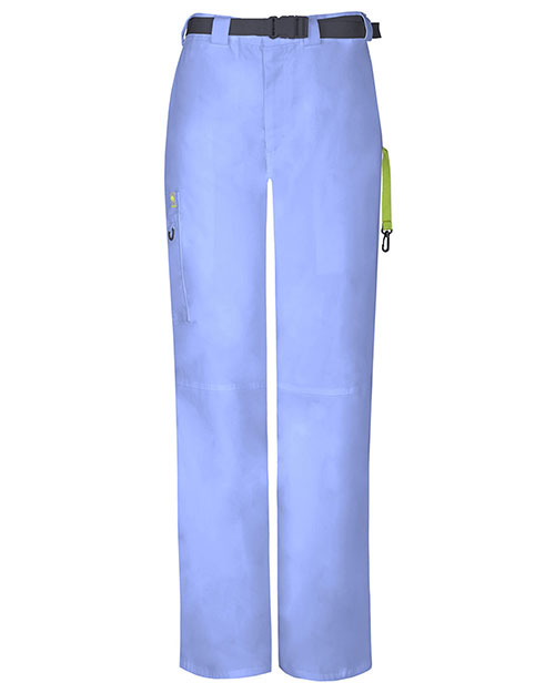 Code Happy CH205A Men Straight Leg Belted Cargo Pant at GotApparel