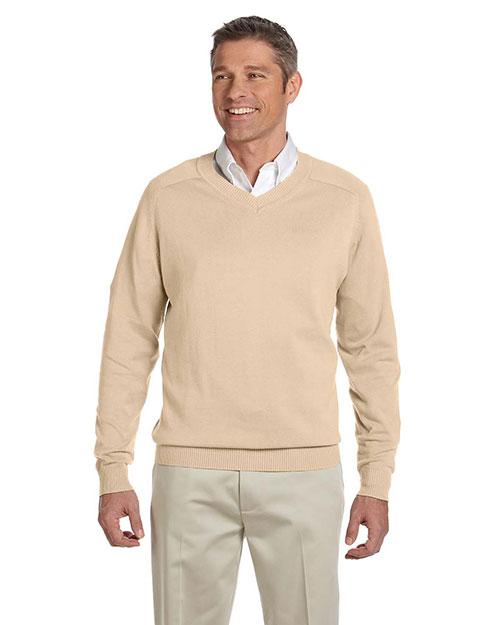 Devon & Jones Classic D475 Men V-Neck Sweater at GotApparel