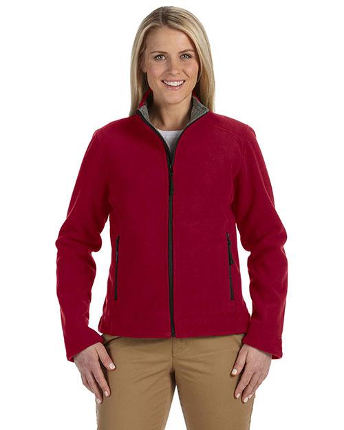 Devon & Jones Classic D765W Women Soft Shell Fleece Jacket at GotApparel