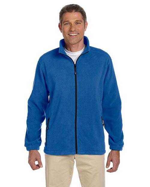 Devon & Jones Classic D780 Men Wintercept Full-Zip Fleece Jacket at GotApparel