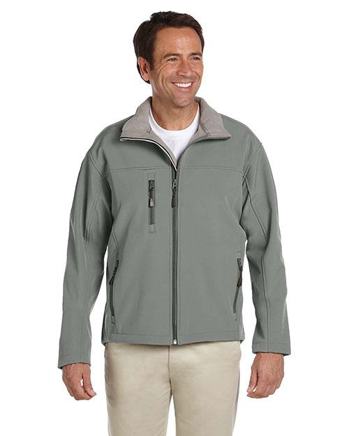 Devon & Jones Classic D995 Men Soft Shell Jacket at GotApparel