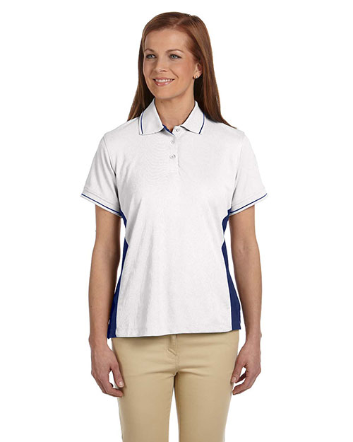 Devon & Jones Sport DG380W Women Dri Fast Advantage Pique Polo at GotApparel