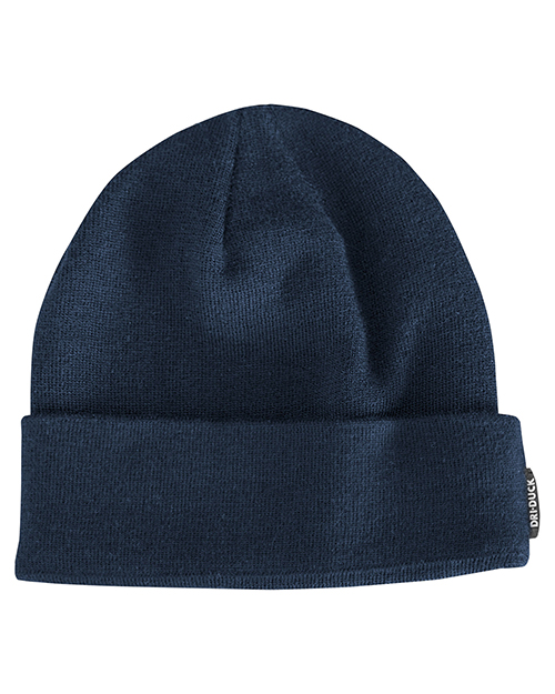 Dri Duck DI3562 Basecamp Performance Knit Rib Beanie at GotApparel
