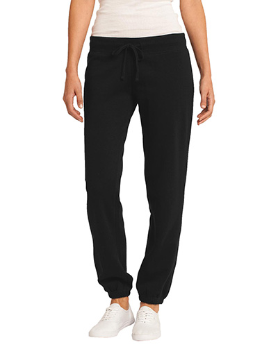 District DT294 Women Core Fleece Pant at GotApparel