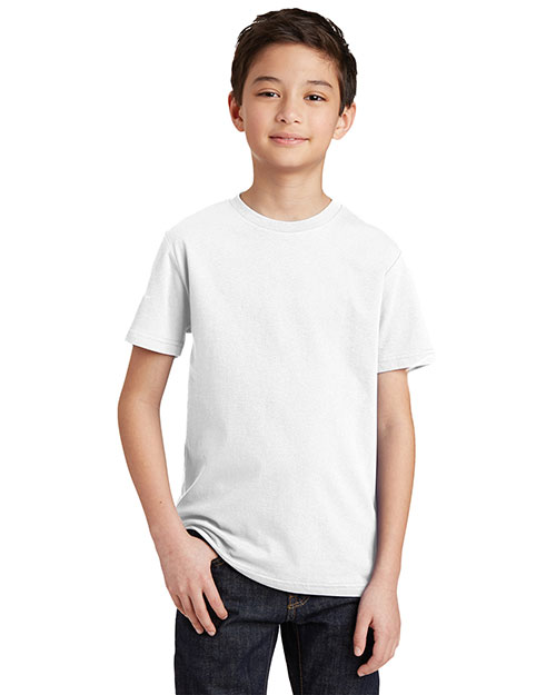 District DT5000Y Boys The Concert Tee at GotApparel