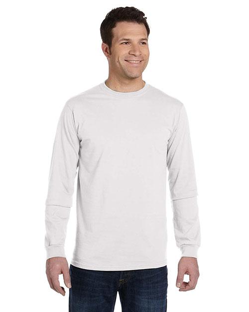 Custom Embroidered Econscious EC1500 Adult 5.5 Oz. 100% Organic Cotton Classic Long-Sleeve T-Shirt at GotApparel