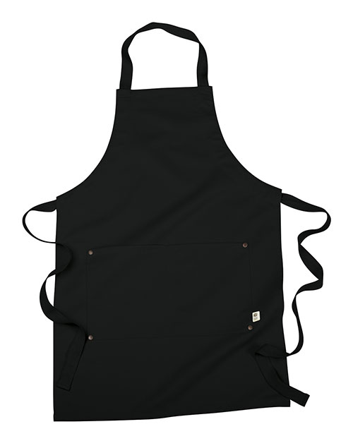 Custom Embroidered Econscious EC6015 Unisex 8 Oz. Organic Cotton/Recycled Polyester Eco Apron at GotApparel