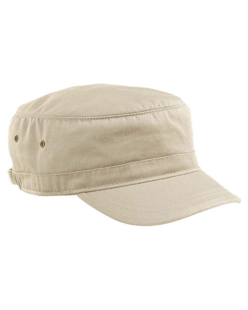 Custom Embroidered Econscious EC7010 Men Organic Cotton Twill Corps Hat at GotApparel