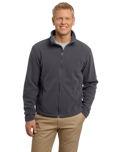 Port Authority TLF217 Men Tall Value Fleece Jacket at GotApparel