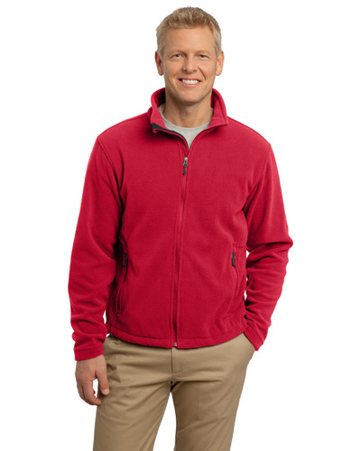 Port Authority TLF217 Men Tall Value Fleece Jacket at GotApparel