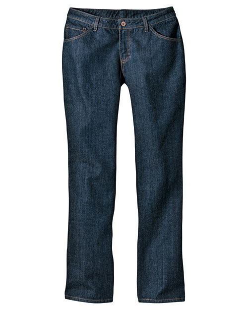 Dickies FD231 Women Denim Five-Pocket Jean at GotApparel