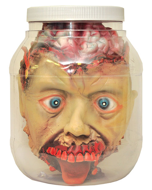 Halloween Costumes FM53282 Unisex Head In Jar at GotApparel