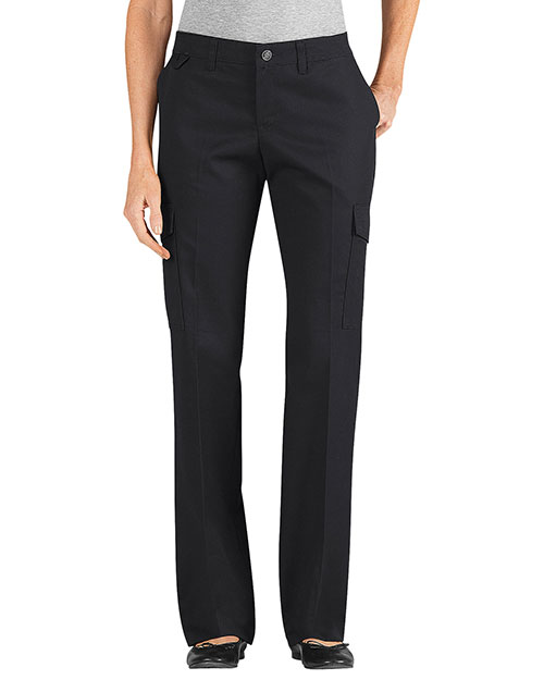 Dickies FP537 Women Relaxed Straight Server Cargo Pant at GotApparel