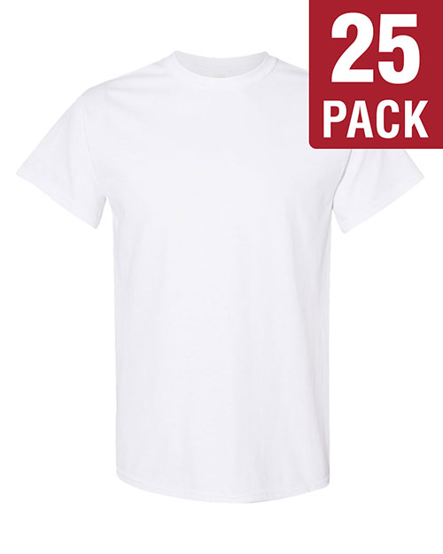 Gildan G500 Men Heavy Cotton 5.3 Oz. T-Shirt 25-Pack at GotApparel