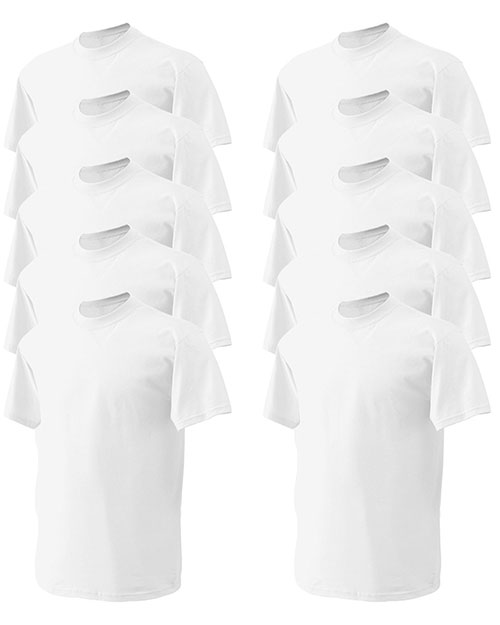 Gildan G500 Men Heavy Cotton 5.3 Oz. T-Shirt 10-Pack at GotApparel