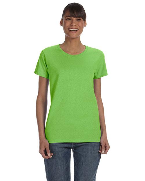 Gildan G500L Women Heavy Cotton 5.3 oz. Missy Fit T-Shirt at GotApparel