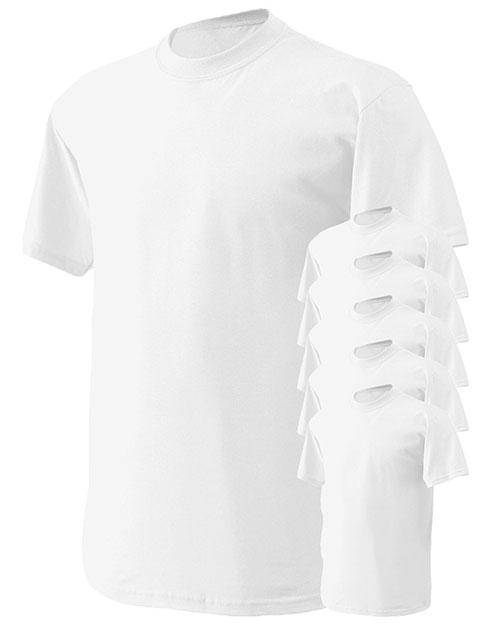 Gildan G500 Men Heavy Cotton 5.3 Oz. T-Shirt 6-Pack at GotApparel