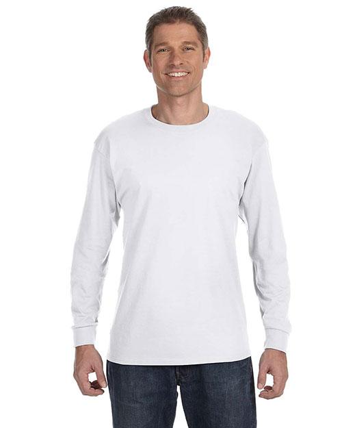 Gildan G540 Men Heavy Cotton 5.3 oz. Long-Sleeve T-Shirt at GotApparel