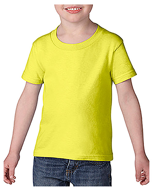 Gildan G645P Toddlers Softstyle® 4.5 oz. T-Shirt at GotApparel