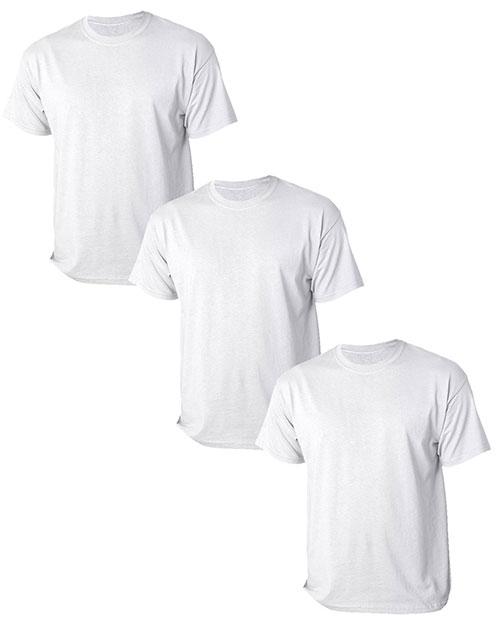 Gildan G800 Men Dryblend 5.6 Oz. 50/50 T-Shirt 3-Pack at GotApparel