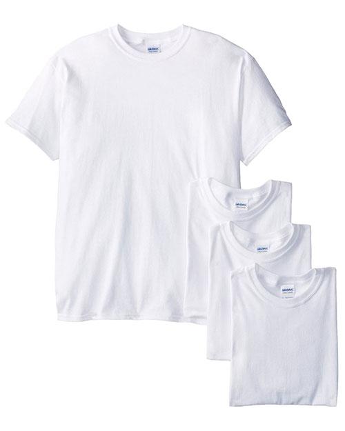 Gildan G800 Men Dryblend 5.6 Oz. 50/50 T-Shirt 4-Pack at GotApparel