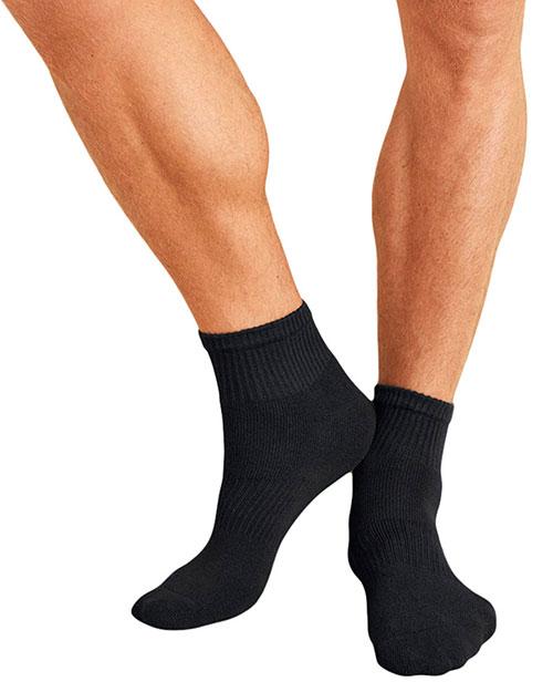 Gildan GP731 Men Platinum Ankle Socks at GotApparel