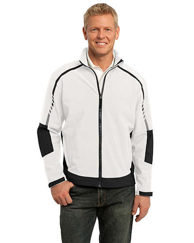 Port Authority J307 Men Embark Soft Shell Jacket at GotApparel