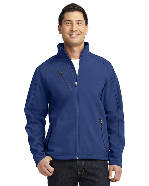 Port Authority J324 Men Welded Soft Shell Jacket at GotApparel