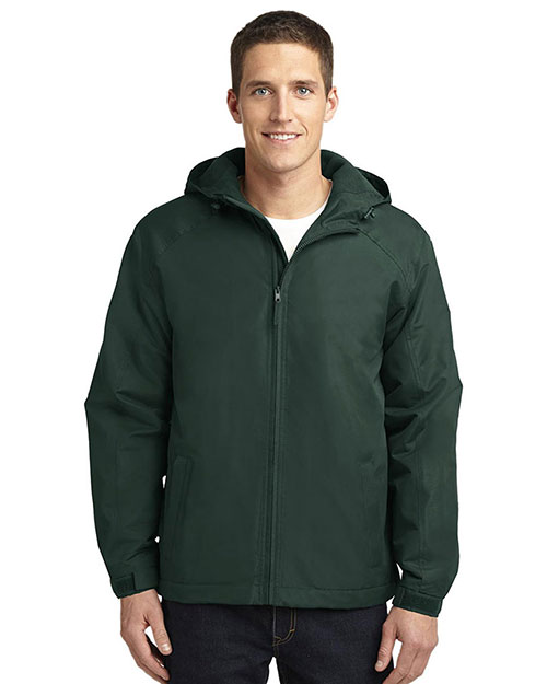 Port Authority J327 Men Hooded Charger Jacket at GotApparel