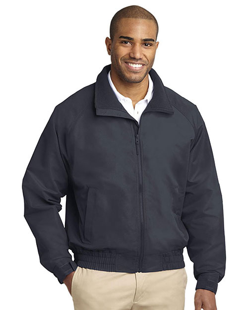 Port Authority TLJ329 Men Tall Lightweight Charger Jacket at GotApparel