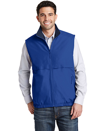 Port Authority J7490 Men Reversible Charger Vest at GotApparel