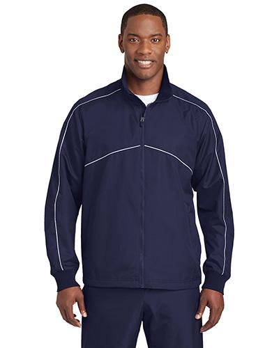 Sport-Tek JST83 Men Shield Ripstop Jacket at GotApparel