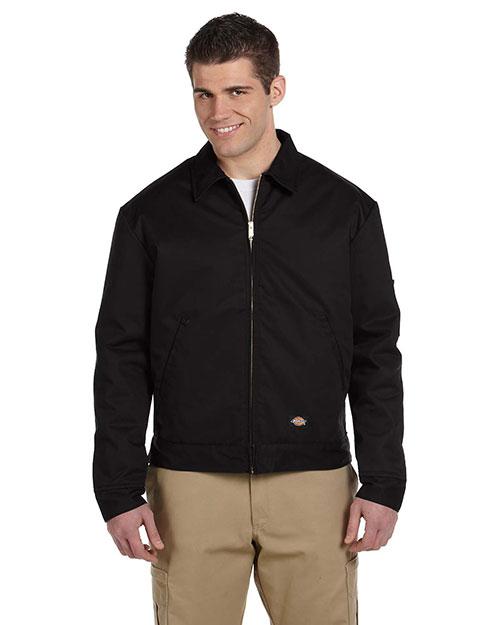 Dickies Workwear JT15 Men 4 Oz Lined Eisenhower Jacket at GotApparel