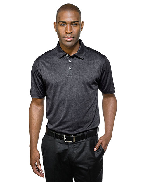 Tri-Mountain K209 Men Gallant Polyester Heather Jersey Polo at GotApparel