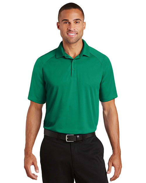 Port Authority K575 Adult Crossover Raglan Polo at GotApparel