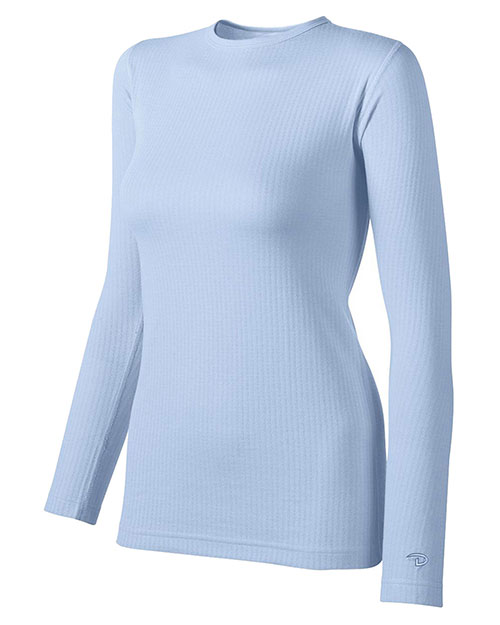 Duofold by Champion KMW3 Women Thermals BaseLayer Shirt at GotApparel